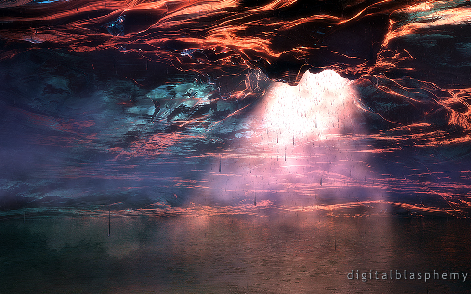 Digital Blasphemy 3D Wallpaper: Widescreen, Dual-Screen ...