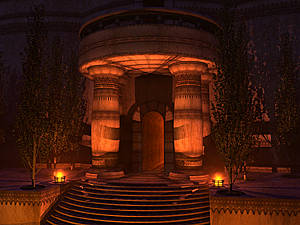 templestairsnight