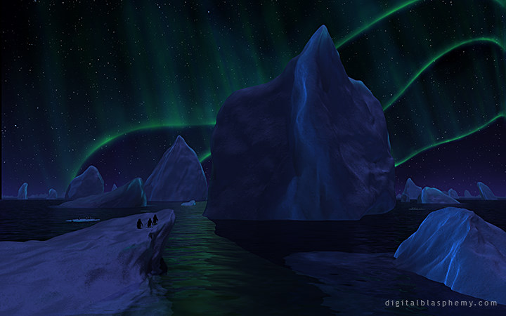 Arctica by Night