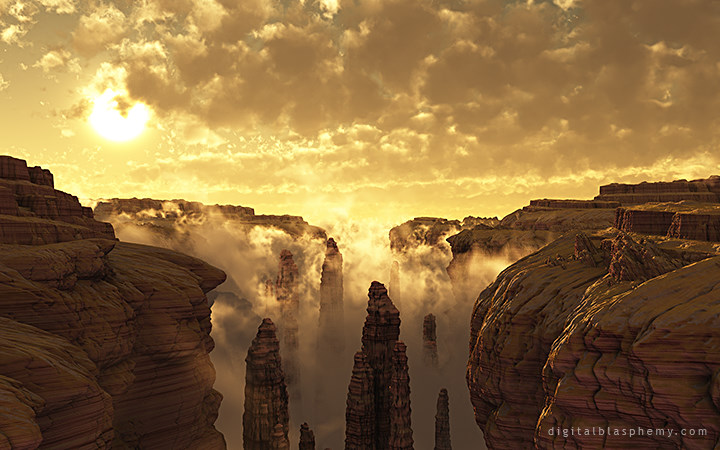 Cloud Canyon