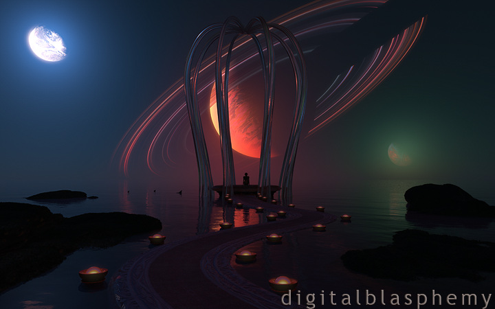 Gazebo (Nightfall)