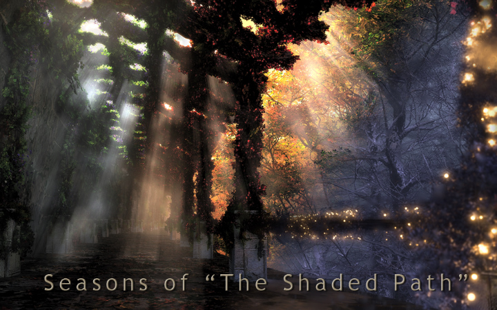 The Shaded Path (Seasons)