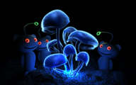Fluorescence (Visited by Reddit Aliens) -- Updated 12/08/11