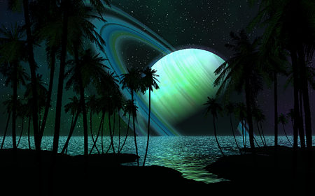 Tropical Moon of Thetis