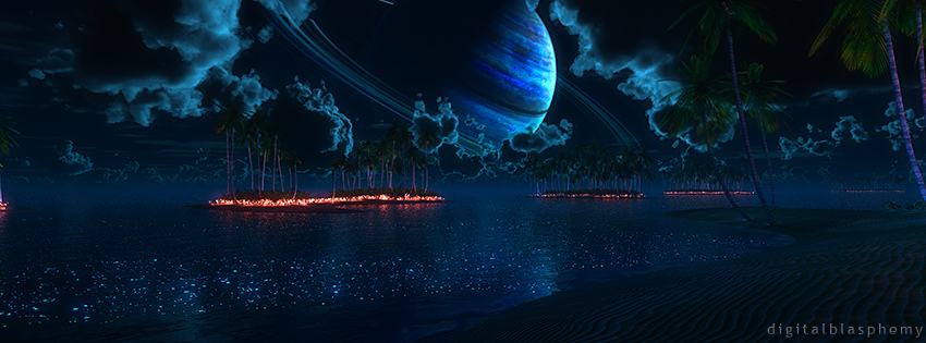 Tropic of Thetis (Nightfall)
