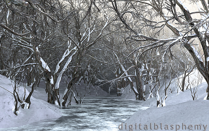 Dapplewood (Winter)