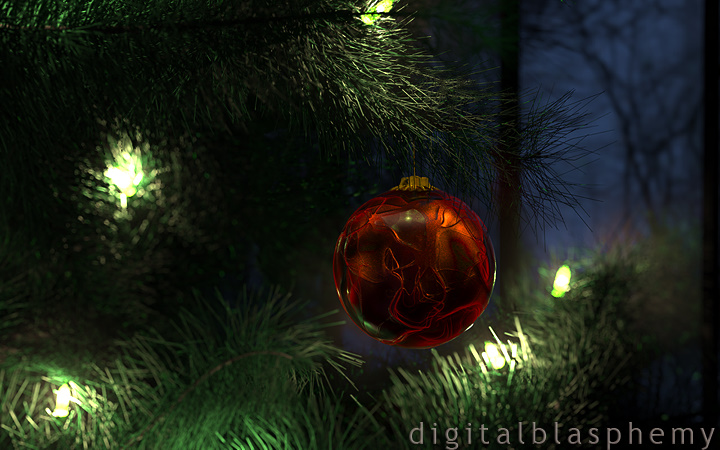 Ornament (Merry Christmas!)