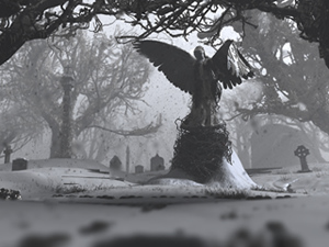 The Black Angel (Winter)